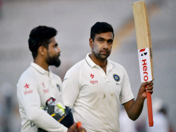 Ashwin Jadeja Jayant Set New Indian Record 3rd Test