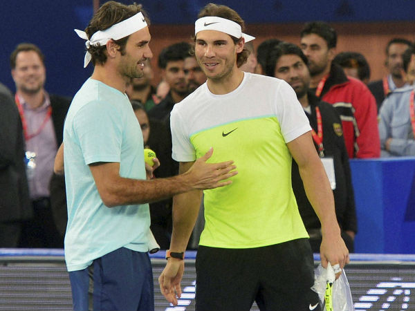 Roger Federer Wants Rafael Nadal As Laver Cup Doubles Partner