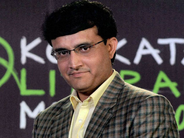 Sourav Ganguly Statue Inaugurated In Kolkata