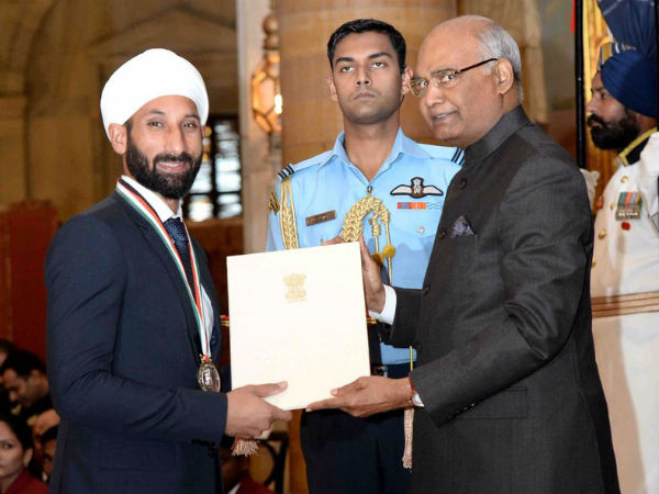 President Kovind Presented The National Sports And Adventure Awards At Rashtrapati Bhavan