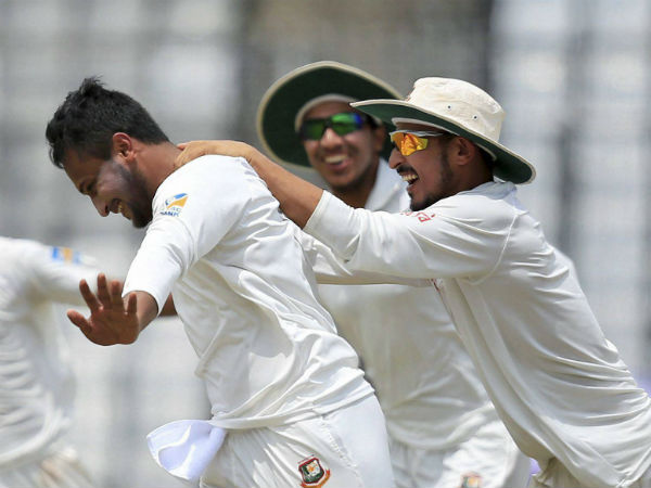 Bangladesh Historic Win Against Australia Dhaka Test