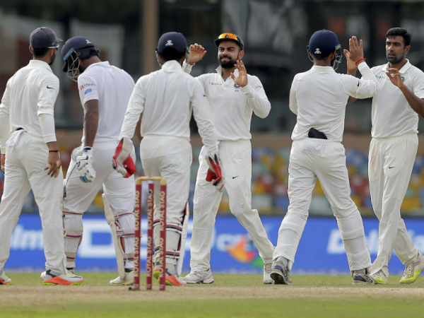 Colombo Test Team India Impose Follow On On Srilanka