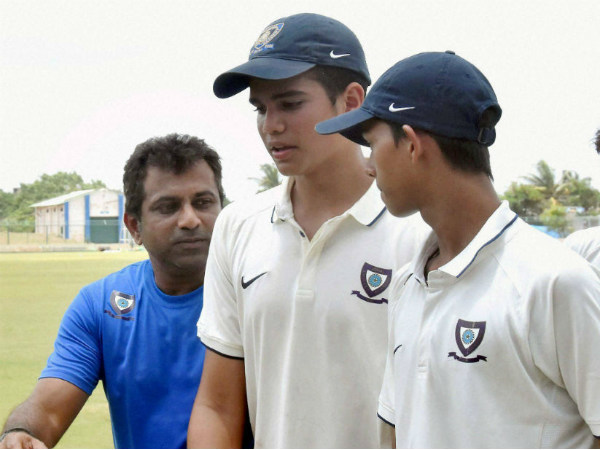 Arjun Tendulkar named in Mumbai's U-19 squad for one-day tournament