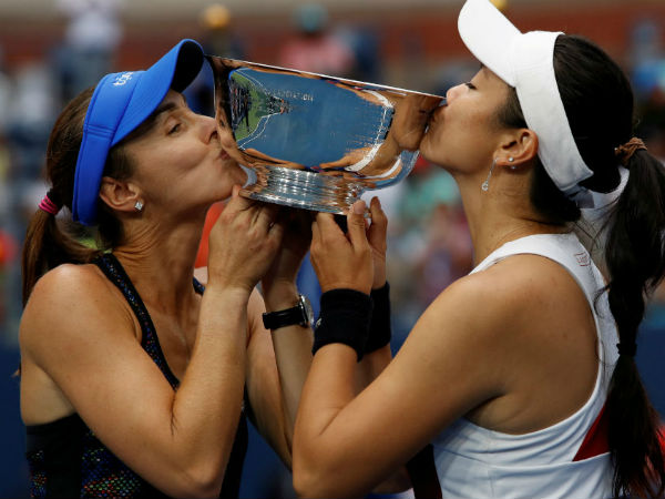 Double Delight For Swiss Miss Hingis