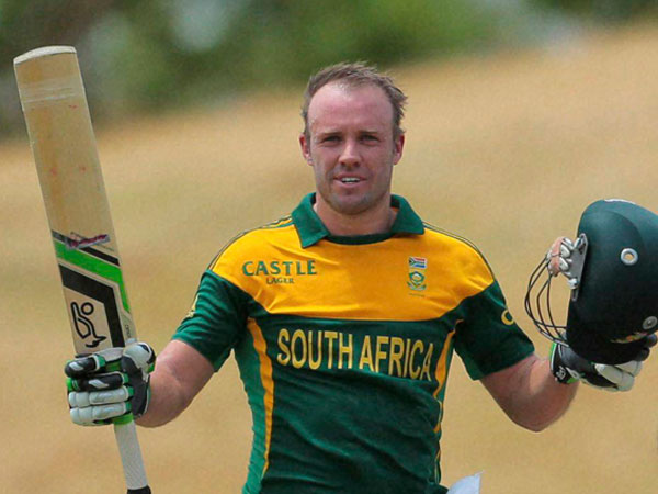 AB de Villiers has once again grabbed top position in ODI rankings
