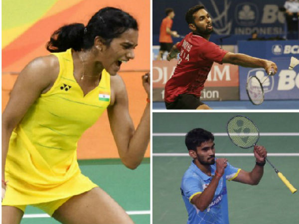 French Open India S Pv Sindhu Prannoy And Srikanth Entered The Semi Finals