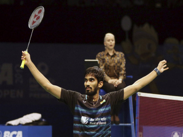 Kidambi Srikanth Wins Denmark Open Superseries Title