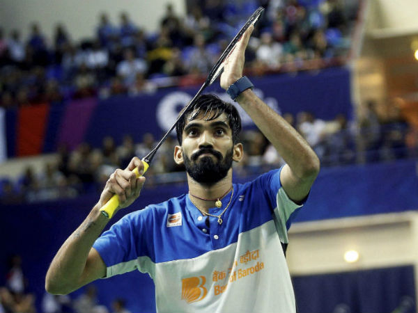Kidambi Srikanth Wins French Open Clinch 4th Super Series Title 2017