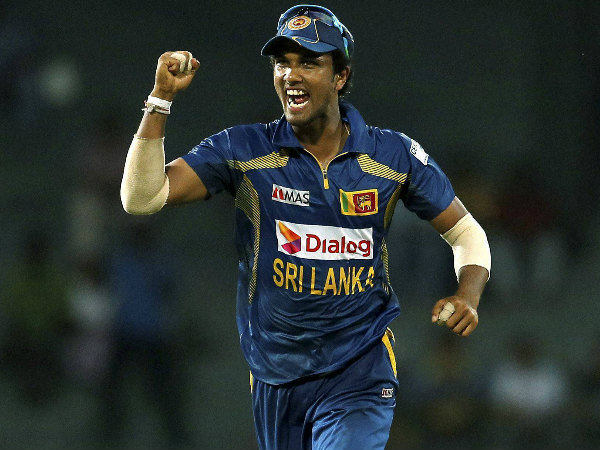 Sri Lanka Name 15-man Squad for India Tests; Mendis, Silva Dropped