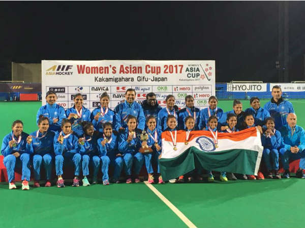 Womens Asia Cup: Golden Rani strikes at the death against China to win it for India