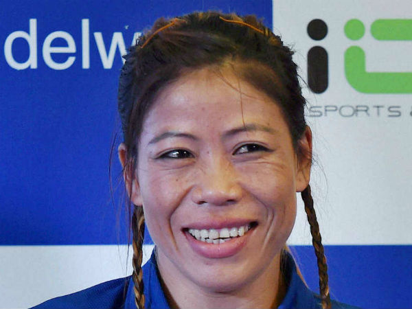 Mary Kom Wins Asian Boxing Gold