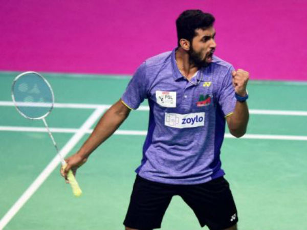 Badminton National Championship Prannoy Stuns Srikanth To Lift Maiden Title