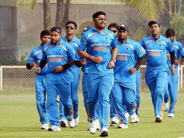 Indian Cricket Squad Announced for World Cup for Blind