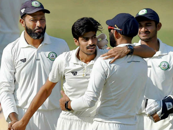 Ranji Trophy Final Gurbani Jaffer Shine As Delhi Vidarbha Share Honours