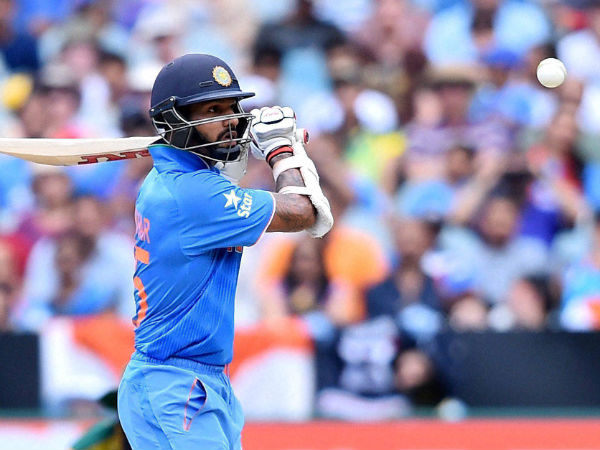 India In South Africa Shikhar Dhawan Uncertain For Cape Town Test