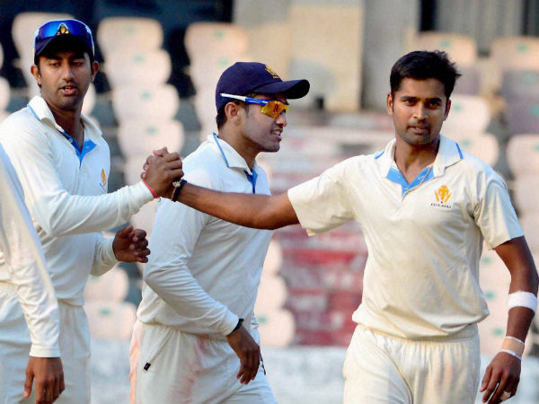 Ranaji Trophy Karnataka Lose By 5 Runs