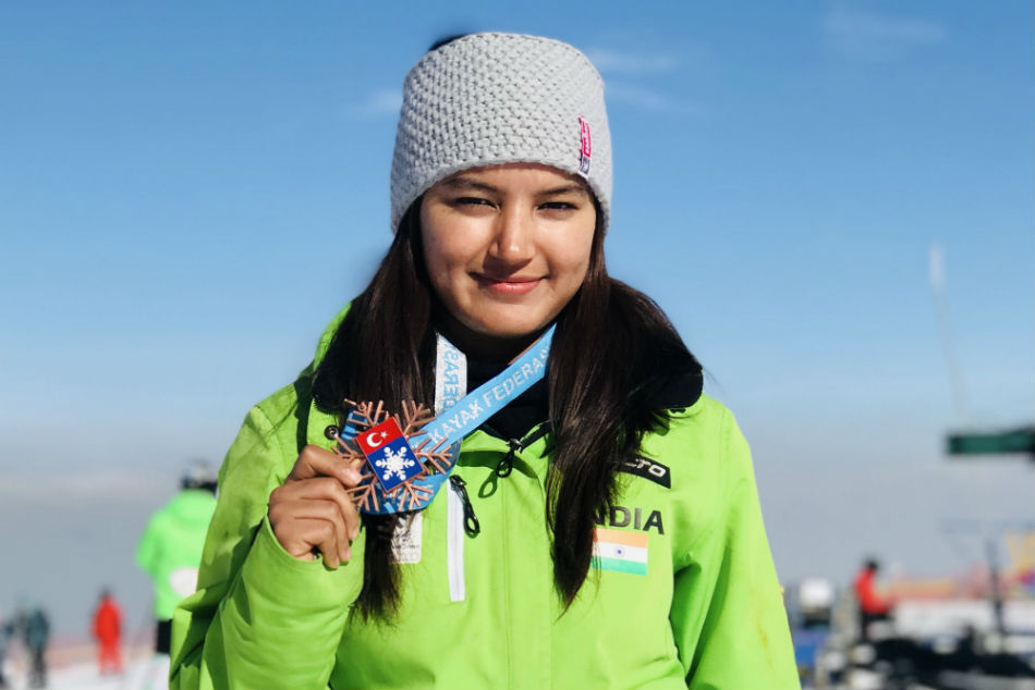 Anchul Thakur wins first ever international bronze medal for India in skiing sports.