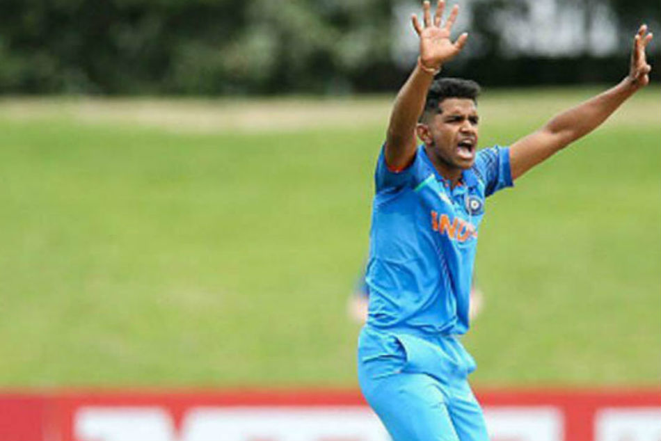 Icc U 19 World Cup 2018 India Wallop Zimbabwe By 10 Wickets