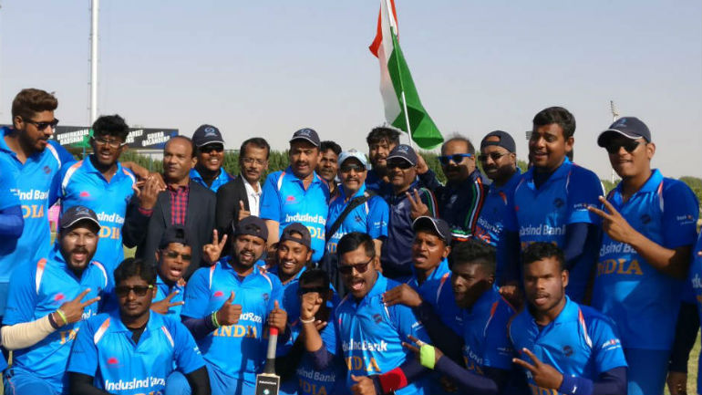 Indian Blind Cricketers Team Enters World Cup Final