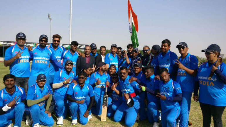 India Beat Pakistan Clinches Blind Cricket World Cup