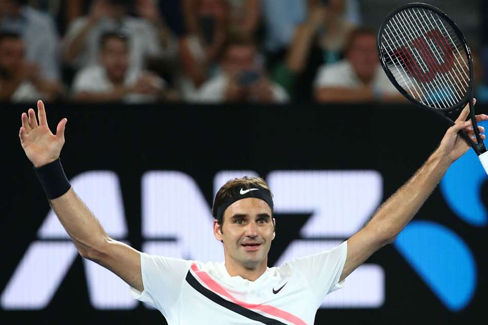Federer Edges Cilic Thriller Win 20th Grand Slam Title