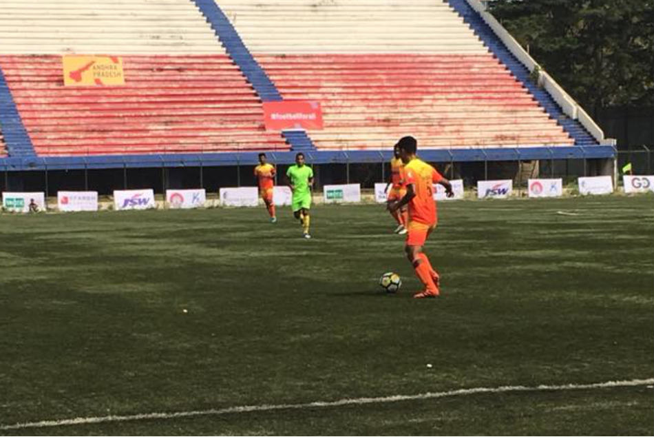 Football: Karnataka wins over Telangana in Santhosh Trophy