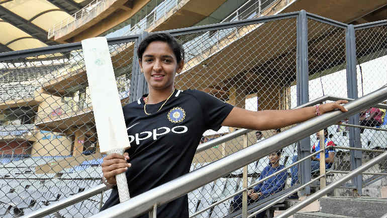 Women Cricketer Harmanpreet Kaur Signs Endorsment Deal With Ceat