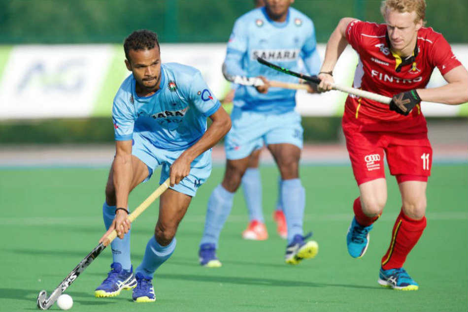 Indian Hockey team beat Belgium by 5-4