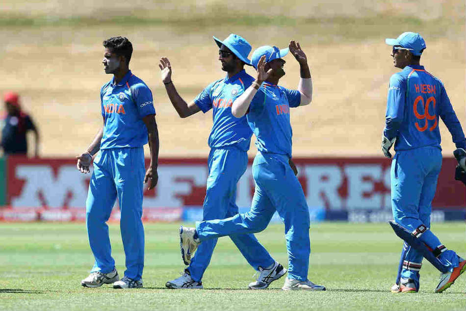 ICC U-19 World Cup 2018: India storm into semifinals