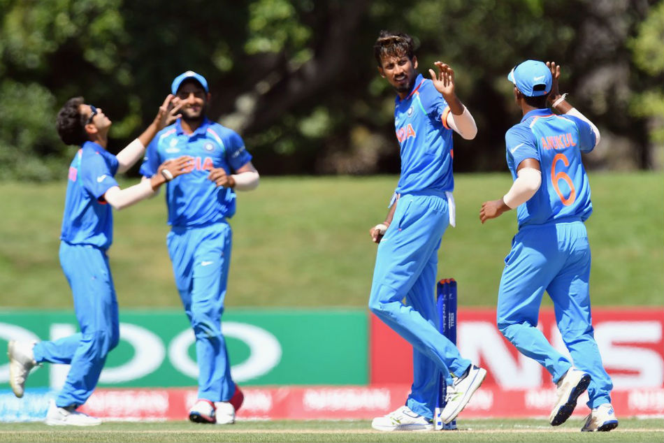 ICC U19 WC: From Tendulkar to Kaif, cricketers congratulate India colts for entering finals