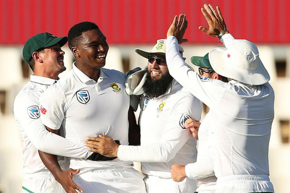 nd Test Ngidi Shines On Debut As Clinical South Africa Outclass India Cliam Series