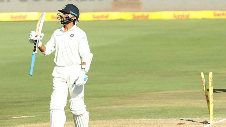 India Vs South Africa 2nd Test Day 4 Hosts Set A Target Of 287 For Visitors To Win