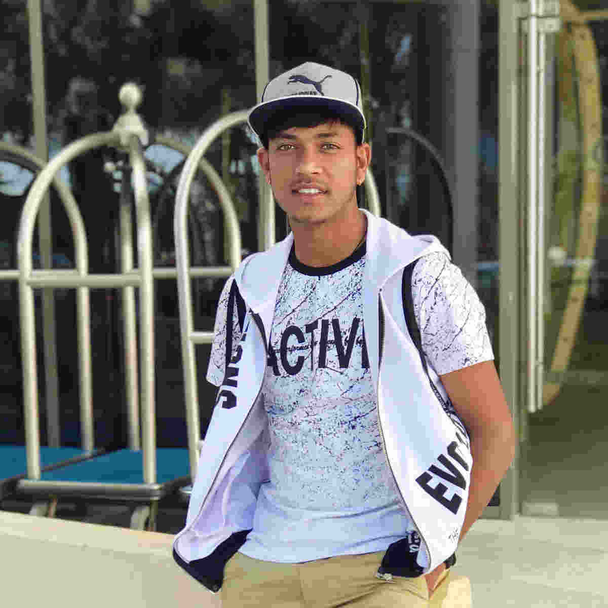 Sandeep Lamichhane creates history, first Nepal player in IPL