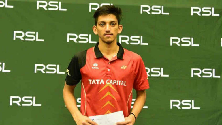 Indias Siddharth Pratap Singh Won Swedish Open 2018 Badminton Championship