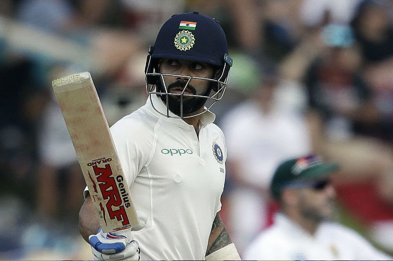 Virat Kohli Named As Icc Cricketer Of The Year