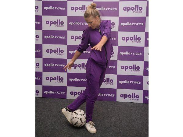 Apollo Tyres presents world's best known Freestyle Footballers in Namma Bengaluru