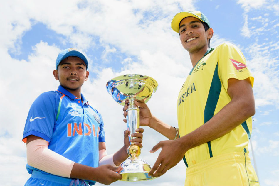 India facing Australia in under 19 world cup on tomorrow
