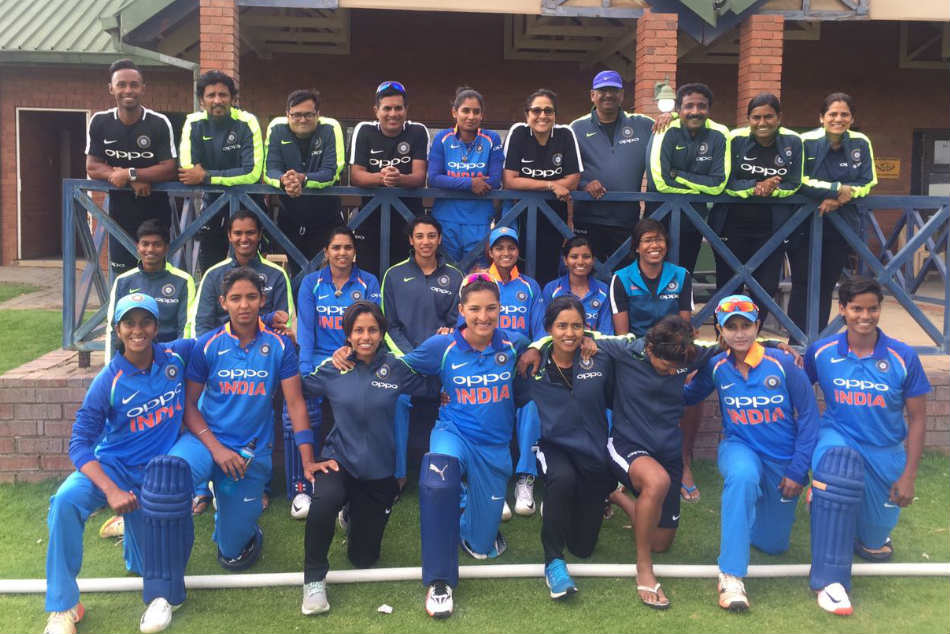 Indian women cricket team beats South Africa by 88 runs