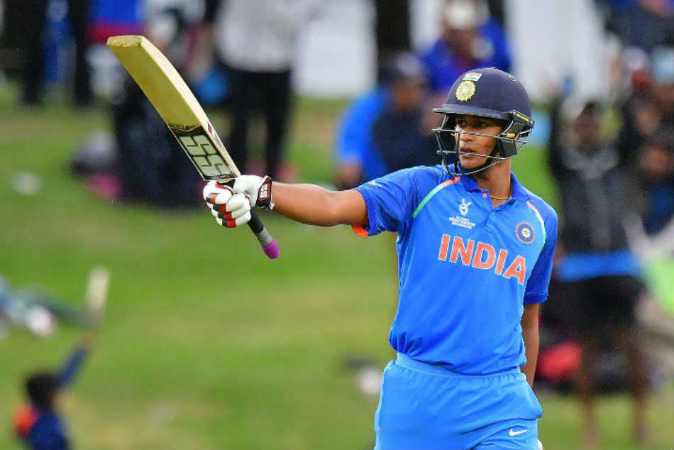 India under19 team won in finals of world cup against Australia
