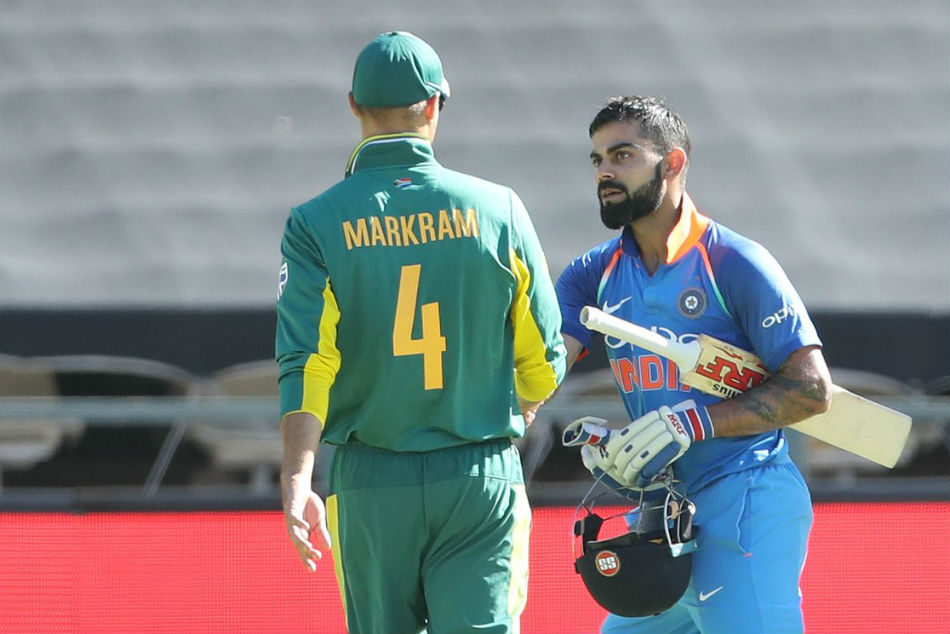India register Three straight ODI victory agianst SA in SA for the first time