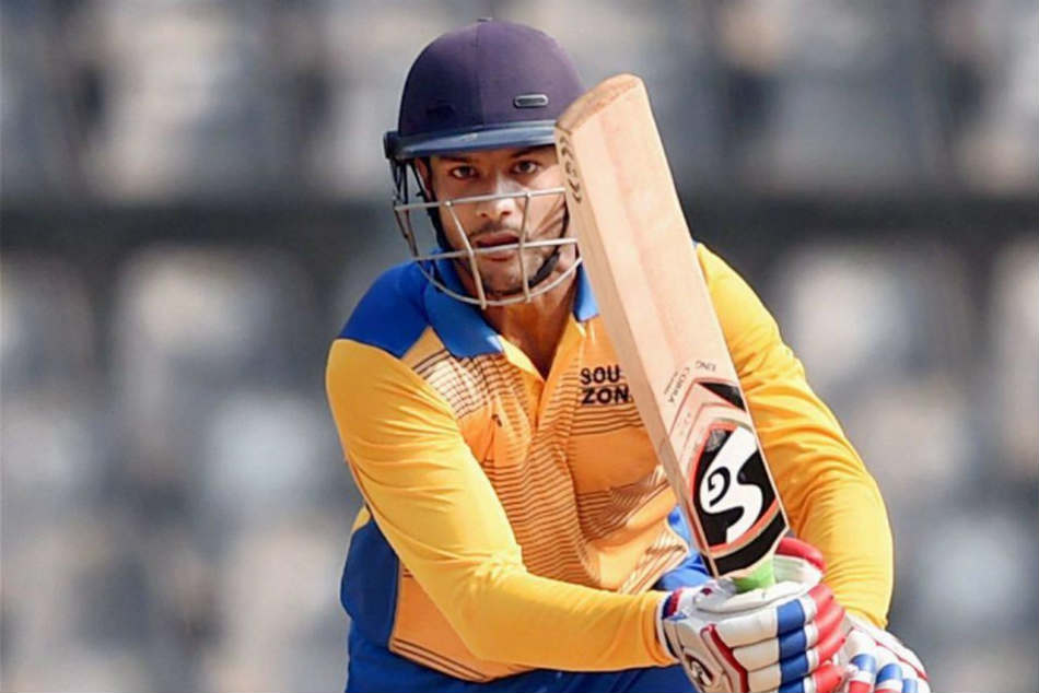 Karnataka cricket team score massive 312 against Baroda