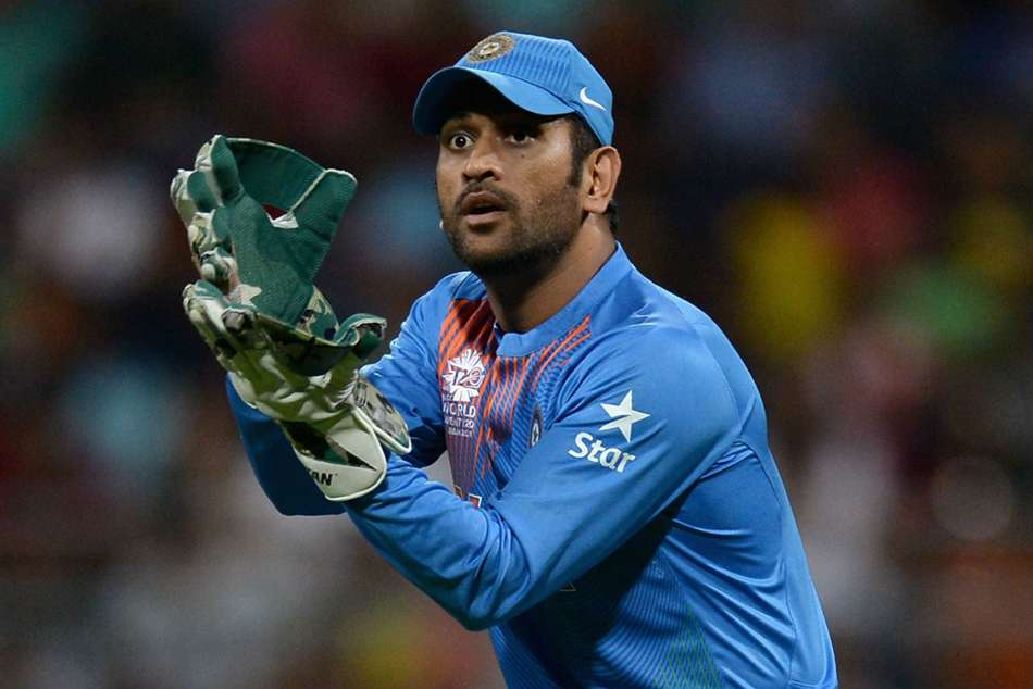 T20 Dhoni Sets Record Most Catches Wicketkeeper