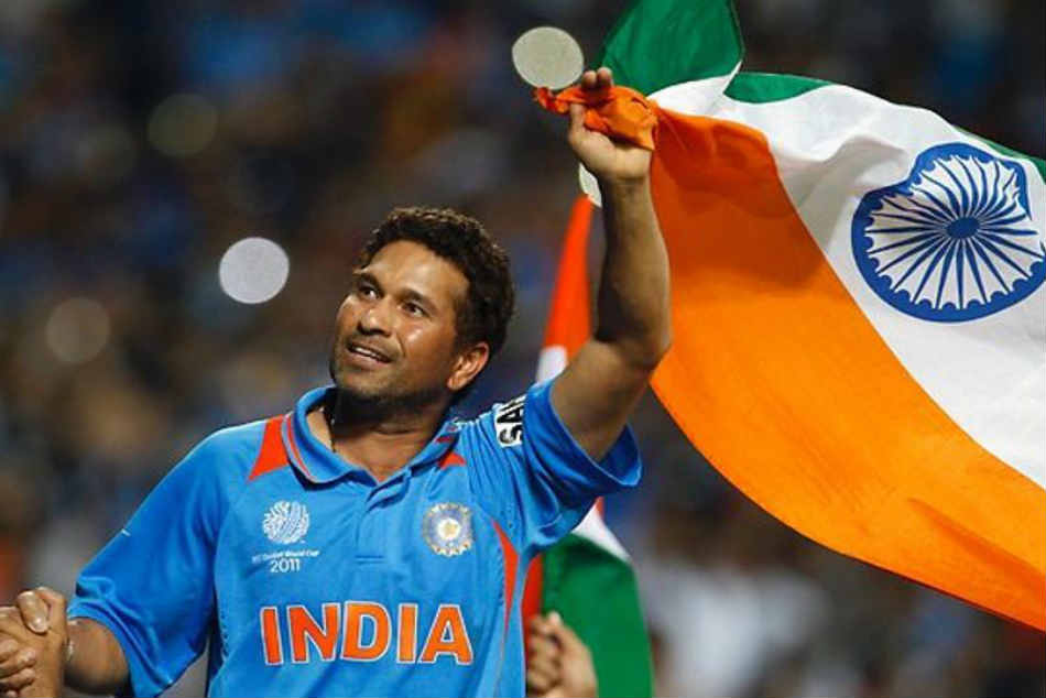 Sachin Tendulkar urges BCCI to recongsine blind cricket team