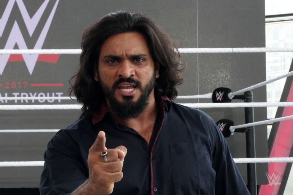 Another Indian to debut in WWE as wrestler