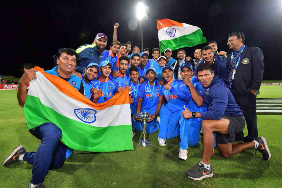 14 months of training behind Indian Under 19 cricket team success