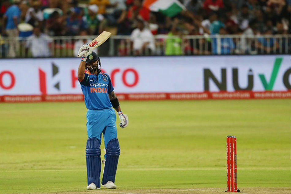 India mark 6 wickets win over South Africa