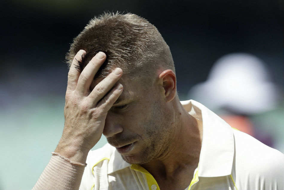 David Warner Fined 75 Percent Of Match Fee For Fight With Co Player