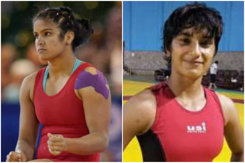 Indian women wrestlers got two medal