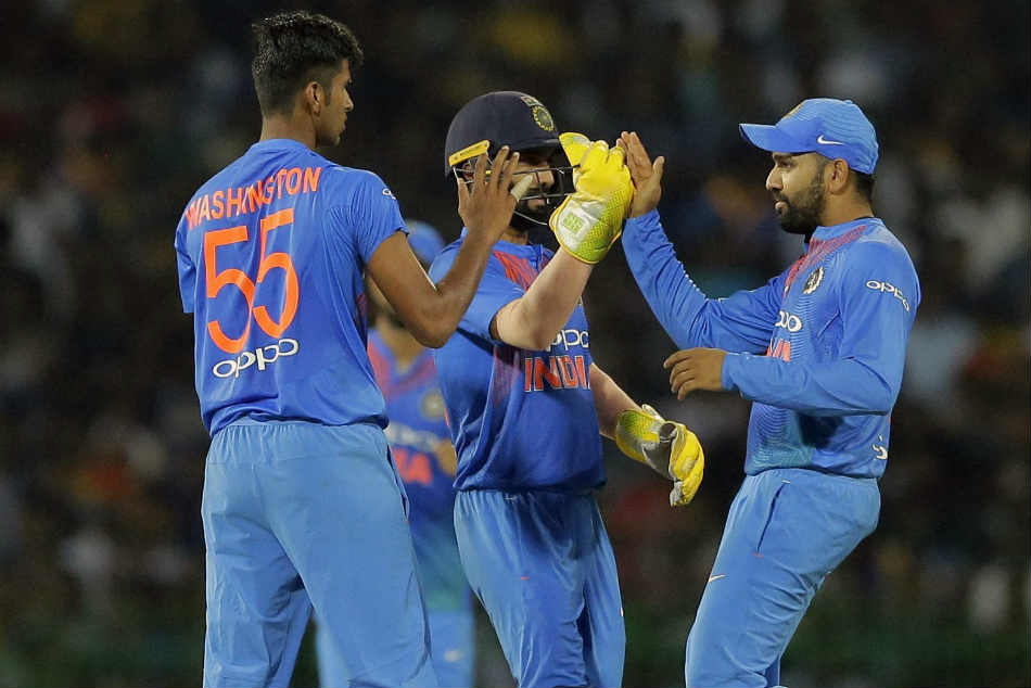 T20i Tri Series India Beat Bangladesh 6 Wickets Match Report