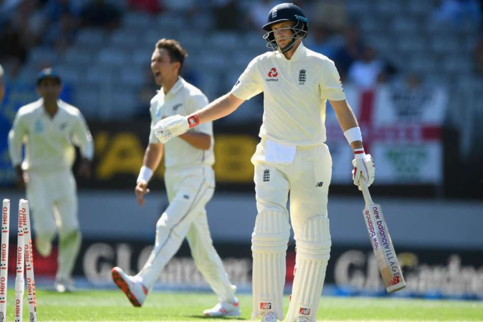 England 58 All Out Timeline New Zealand Auckland Test Eden Park